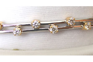 Dazzling Real Diamond Bracelet For your Love -Diamond Bracelets