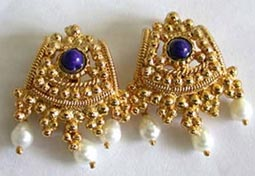 Classic Ethnic Earrings