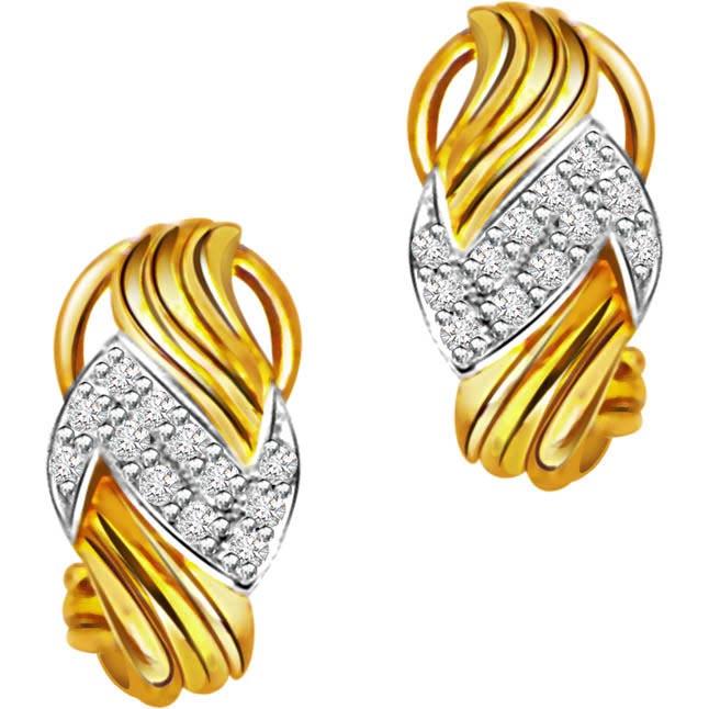 Creative Brilliance Earrings -Balis & Hoops