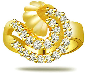 Designer Diamond 18K rings