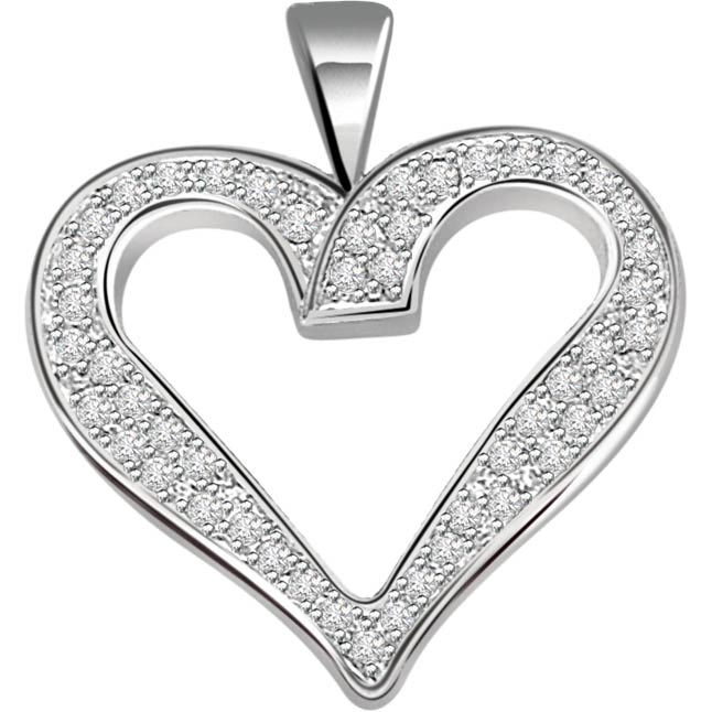 Diamond Hot Heart
