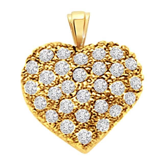 Diamond Bejeweleing Heart