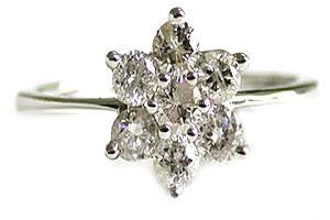 Diamond Joy Kuda rings