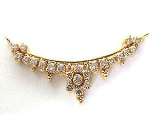 Diamond Pendants Necklace DN24 Necklaces