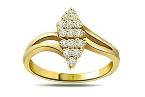 Diamond's Romance 0.60 ct Brillitant Diamond rings SDR262