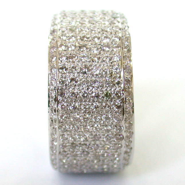 Diamond Sunshine Girl -Pave Collection