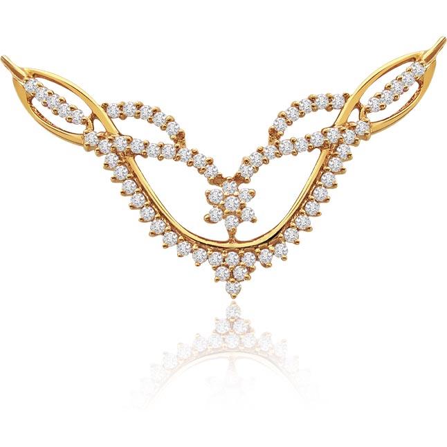 VS Clarity Diamond Necklace Pendants Necklaces
