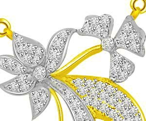 Happily Ever After Diamond Mangalsutra For Her