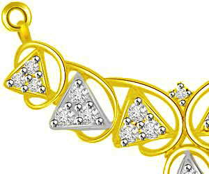 Fire Up My Life Diamond Pendants For My Love