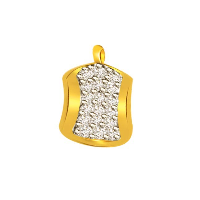 I Am Always With You Gold & Diamond Pendants -Teenage