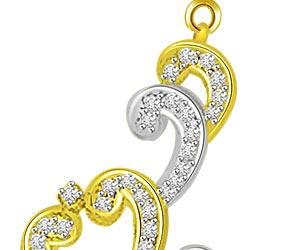 Joy Of Life 0.56ct Diamond Necklace Pendants