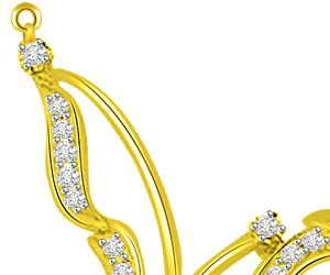 Just For You Only 0.37ct Diamond Necklace Pendants