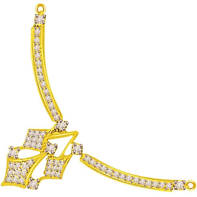 Love Of My Life 0.36ct Diamond Necklace Pendants Necklaces