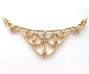 Diamond Necklace Pendants DN57 Necklaces