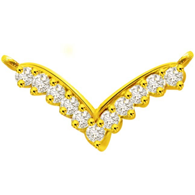 Shining Surprize -Diamond Pendants for your Love Necklaces