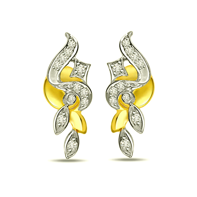 Dynamic Delights -Designer Earrings