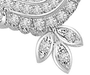 Embrace My Love 0.33ct Diamond Necklace Pendants
