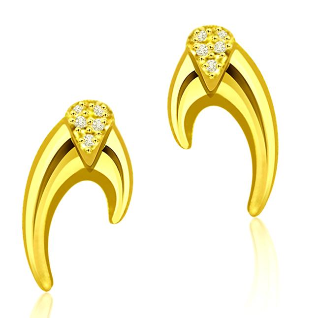 ER -104 Get Gorgeous -Designer Earrings