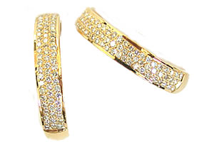She Is Beautiful -Diamond Balis -Balis & Hoops