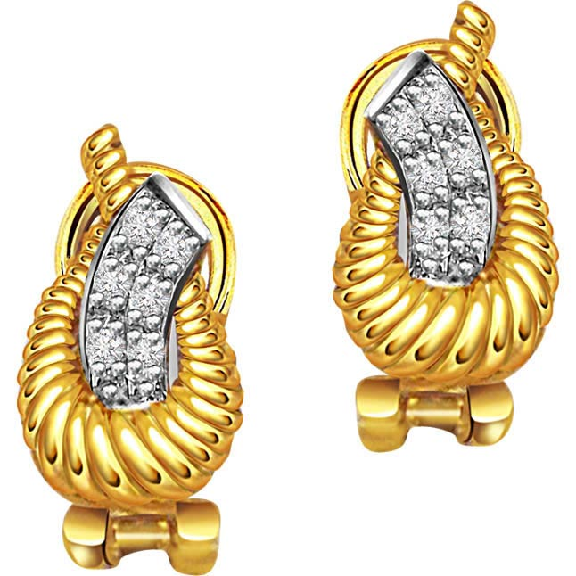 Diamond Lasting impressions -Balis & Hoops