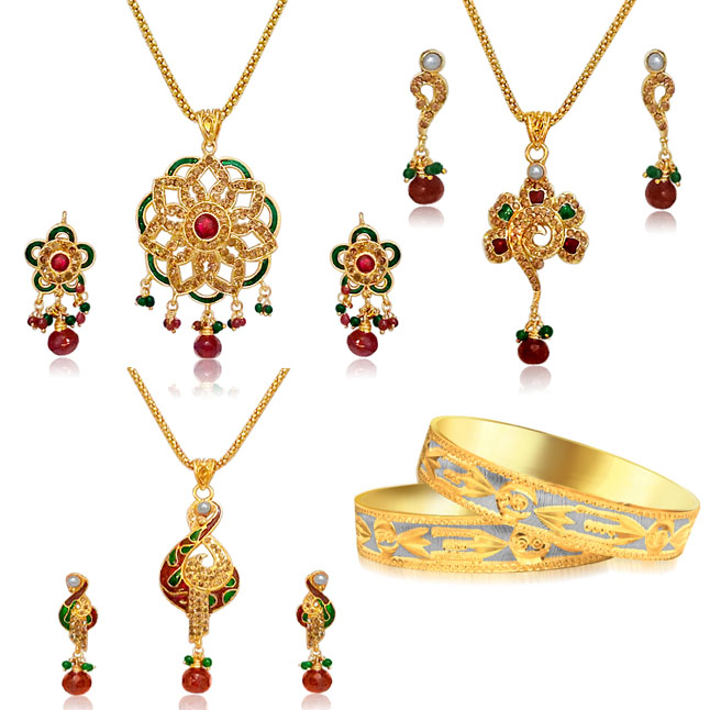 Traditional Fashion Jewellery Hamper