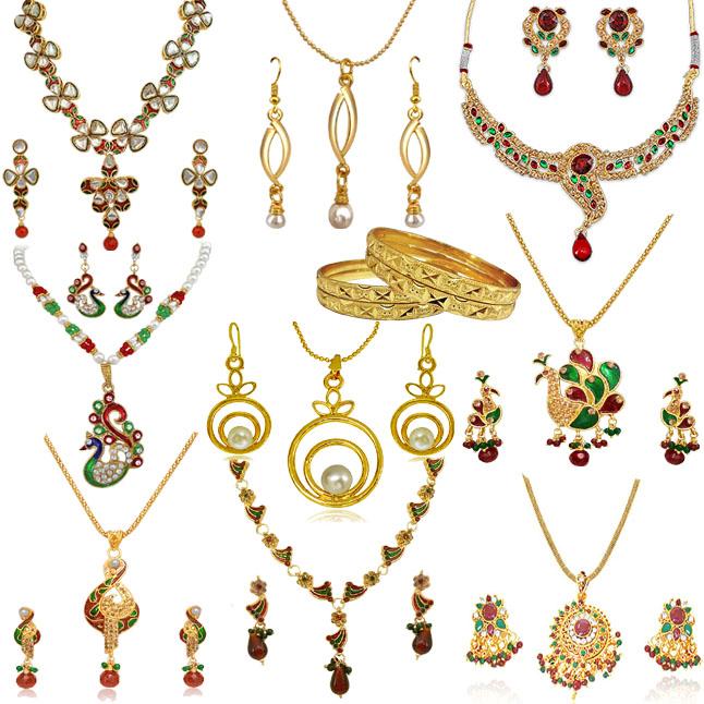 H1343 -10 Jewellery Set Hamper