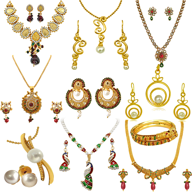 Traditional Adornments -H1433