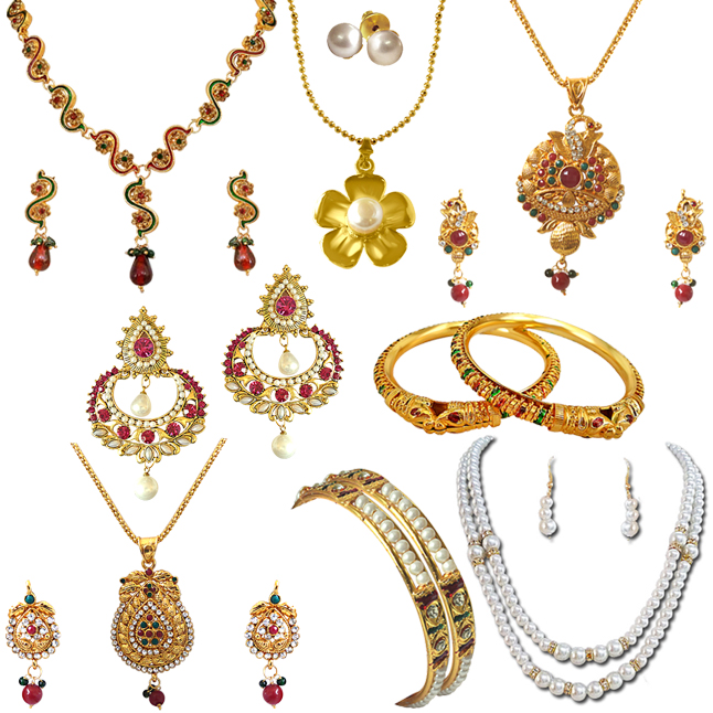 Jewels of India -H1488