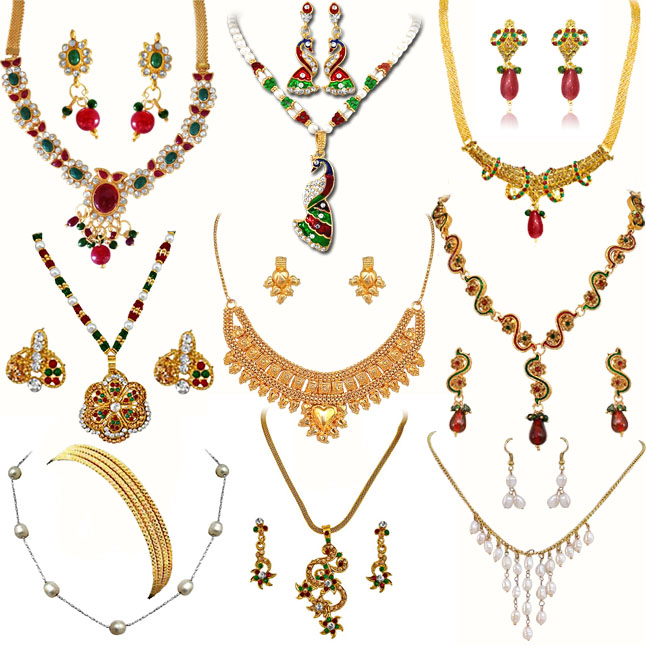 Jewellery Hamper -9 Sets