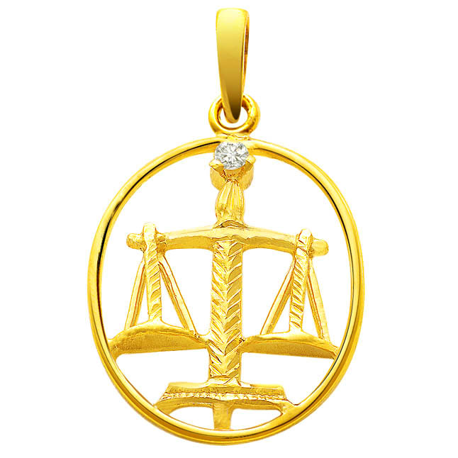 Libra Pendants -Zodiac Signs