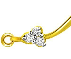 Living Beautifully Gold & Diamond Pendants For Her