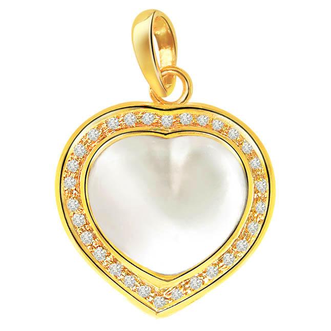 Beautiful Heart Pendants