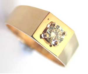 Diamond H some surprize -Solitaire rings
