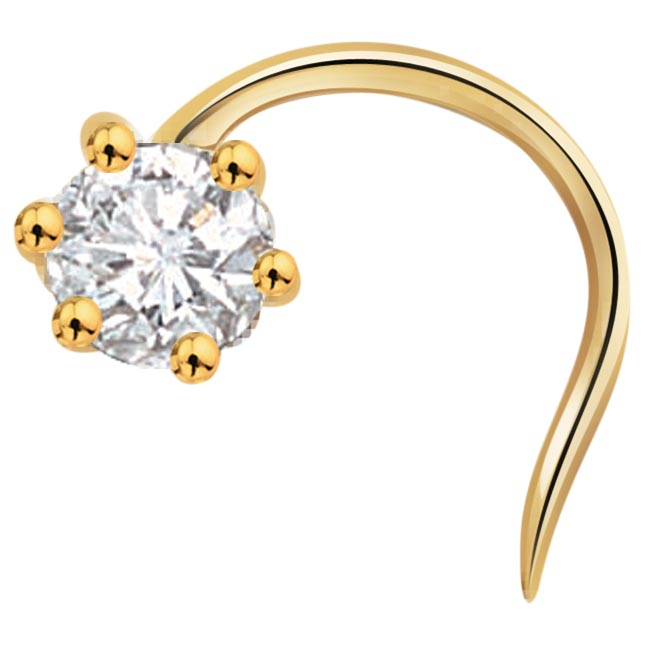 Nose Pins Nose Rings Hoops And Studs Surat Diamond