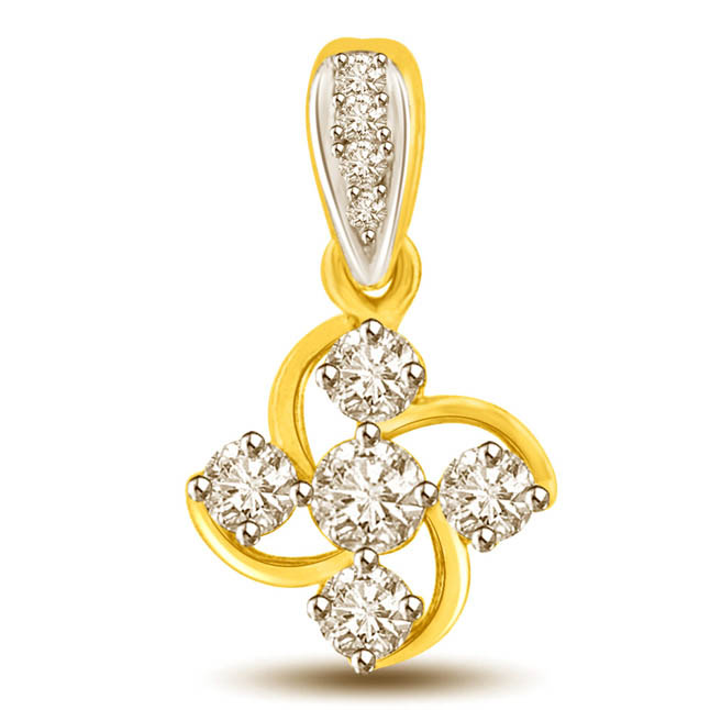 North South East West .You are the Best Diamond Pendants -Designer Pendants