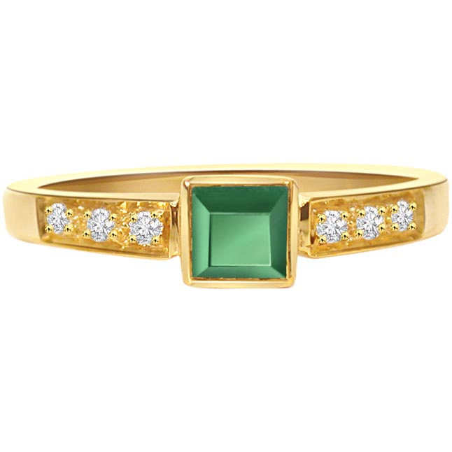 One love -Diamond & Emerald