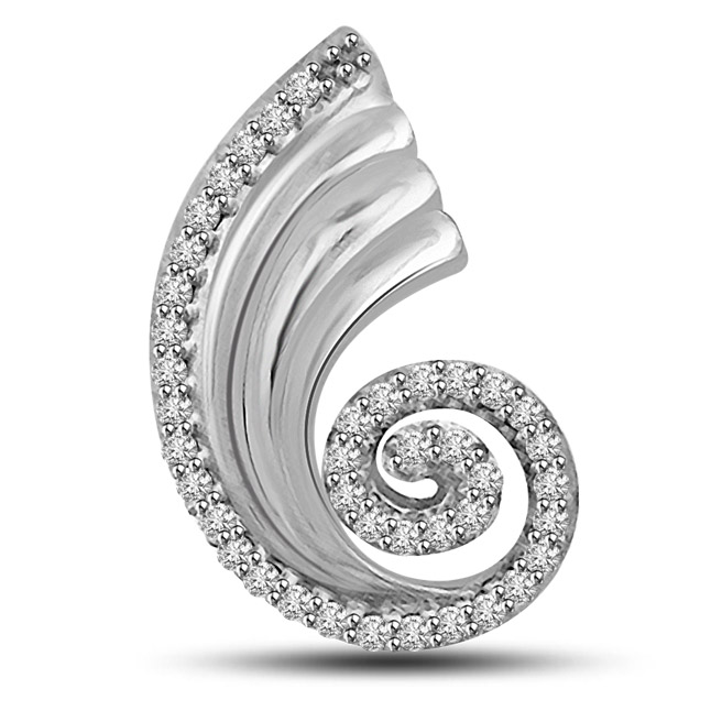 Magical Shell from Heaven -White Gold