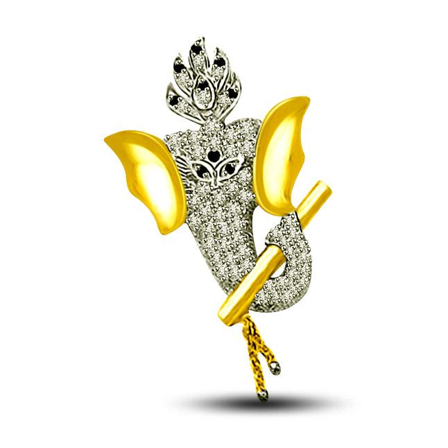 Ganesha Angel -Religious