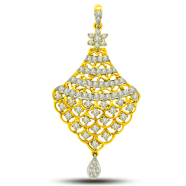 Indian Royalty -Designer Pendants