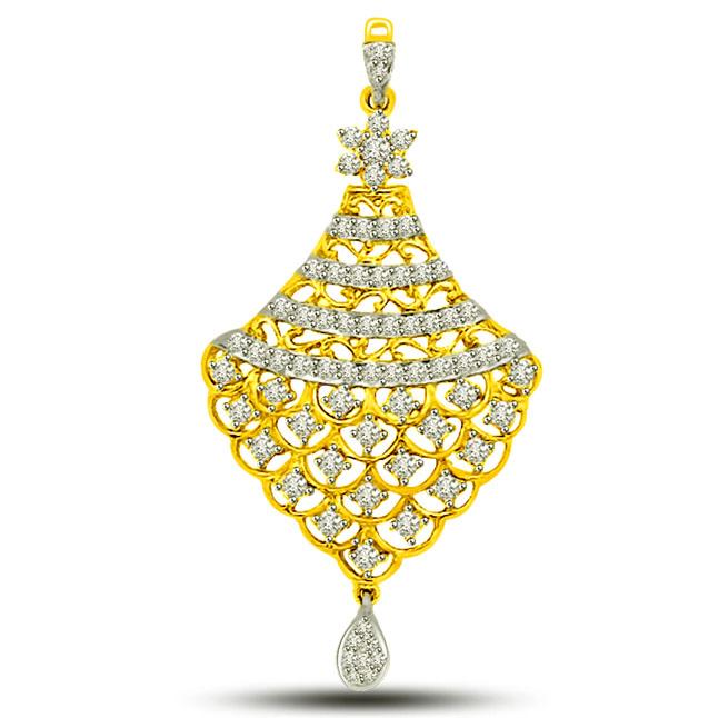 Indian Royalty -Designer Pendants