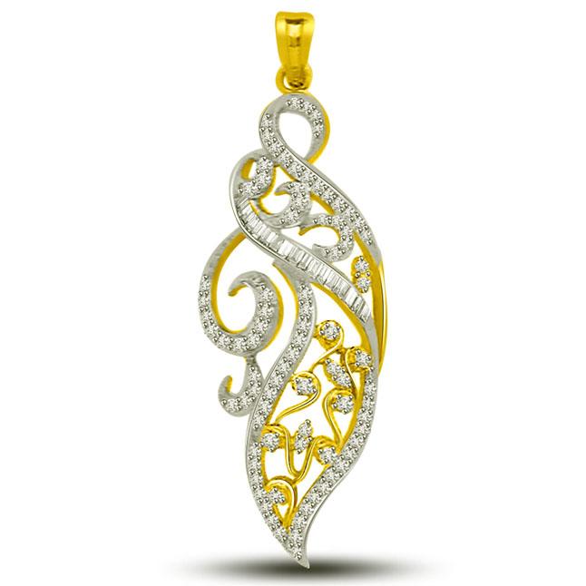 Springs of Beautiful Surprise -Designer Pendants