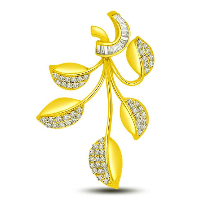 Embrace Luxury -Designer Pendants