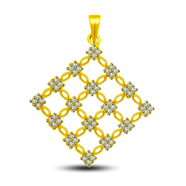 Graceful Groomed -Designer Pendants