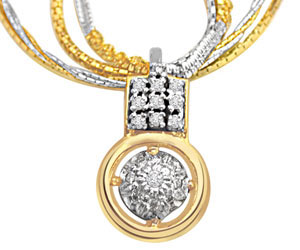 Secret Desires Real Diamond Pendants