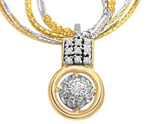 Secret Desires Real Diamond Pendants