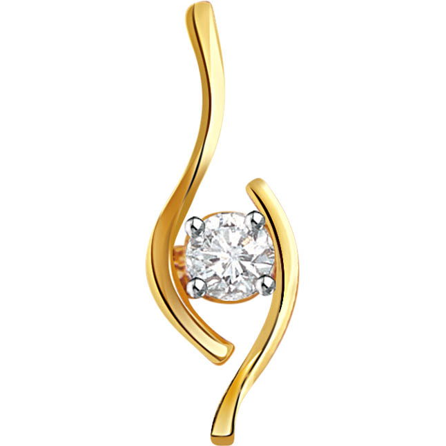 Diamond Deep love -Solitaire