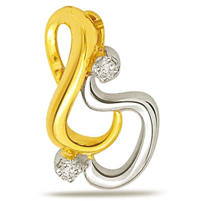 Especially for you Diamond Pendants