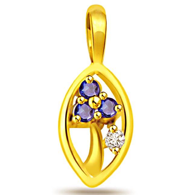 A beautiful wish -Dia+Gemstone