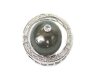 Beautiful Dream -Tahitian Pearl Pendants