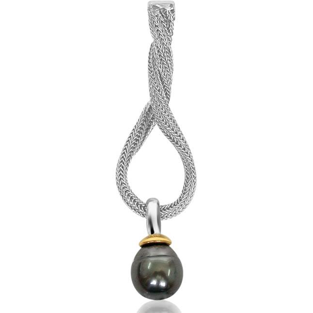 Ravishing Radiance -Tahitian Pearl Pendants